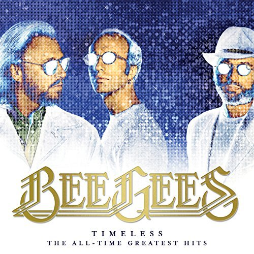 BEE GEES - TIMELESS - THE ALL-TIME GREATEST HITS (LP)