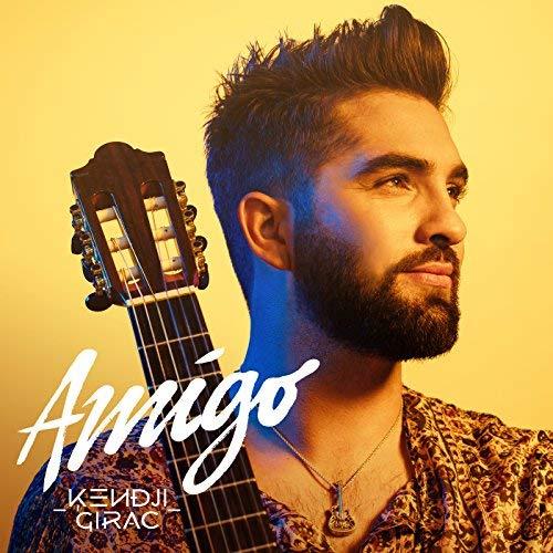 KENDJI GIRAC - AMIGO (CD)