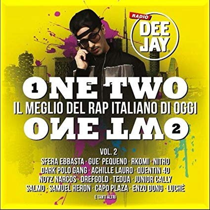 ONE TWO ONE TWO VOL.2 2018 CD (CD)