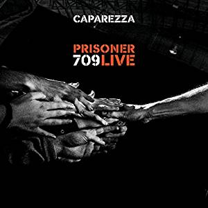 CAPAREZZA - PRISONER 709 LIVE (2 CD+DVD+LIBRO FOTOGRAFICO) CD (C