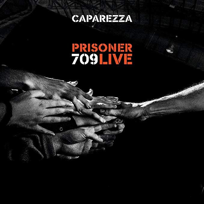 CAPAREZZA - PRISONER 709 LIVE (2 CD+DVD) (CD)