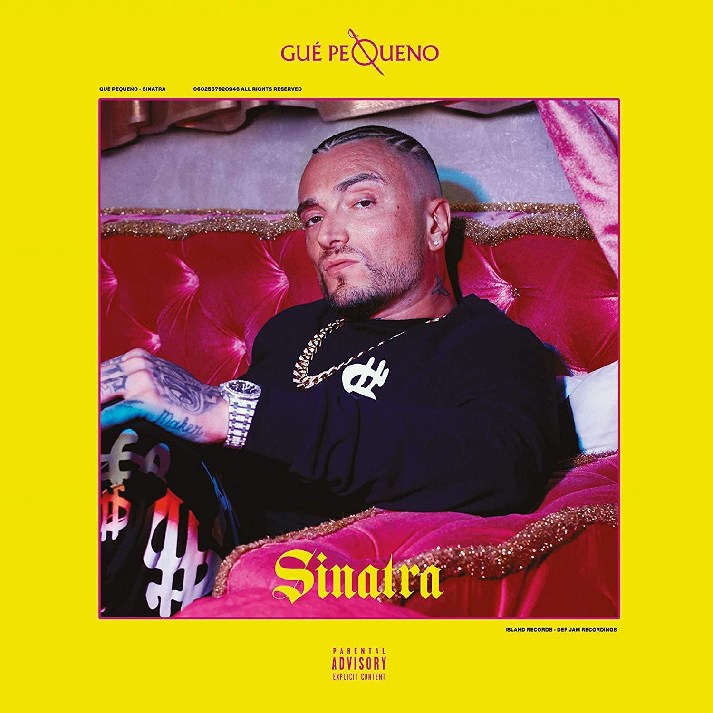 GUE PEQUENO - SINATRA (CD)
