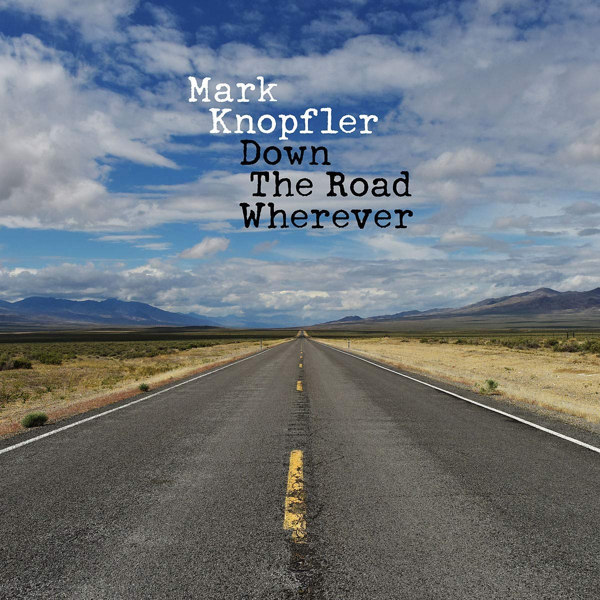 MARK KNOPFLER - DOWN THE ROAD (CD)