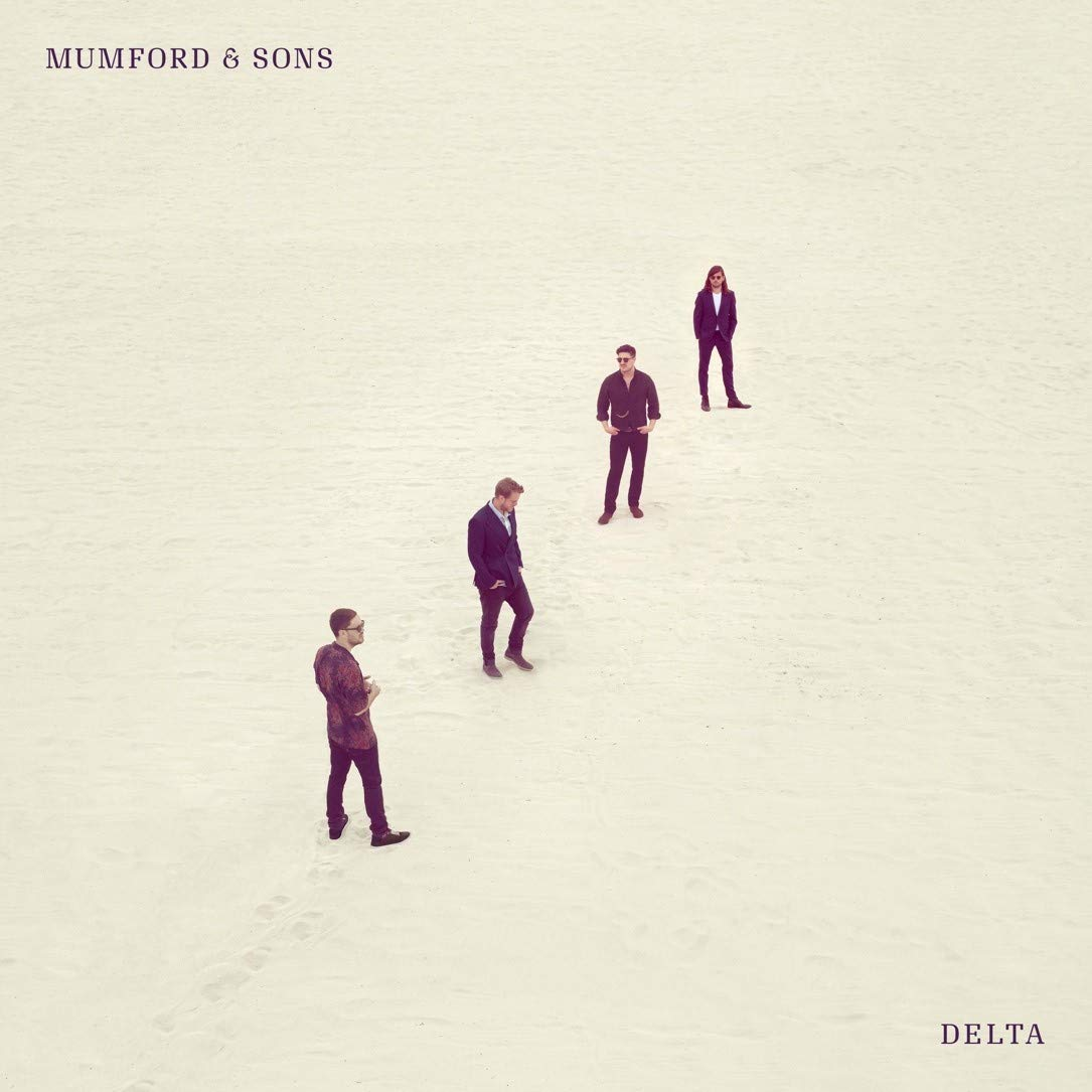 MUMFORD AND SONS - DELTA -DEL (CD)