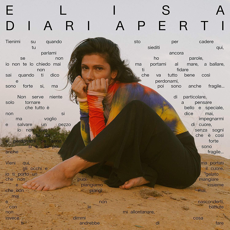 ELISA - DIARI APERTI (CD)