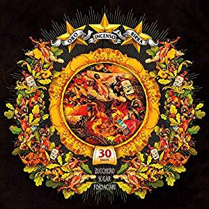 ZUCCHERO - ORO INCENSO E BIRRA (30TH ANNIVERSARY) (LP)