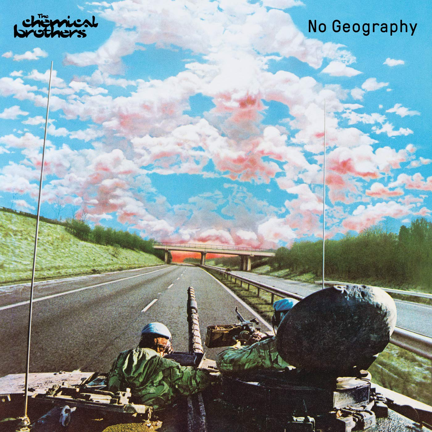 CHEMICAL BROTHERS - NO GEOGRAPHY (CD)