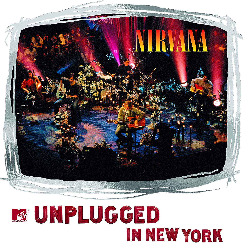 NIRVANA - MTV UNPLUGGED IN NEW YORK (2 LP) (LP)