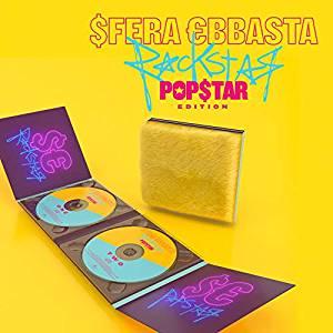 SFERA EBBASTA - ROCKSTAR POPSTAR EDITION CD (CD)