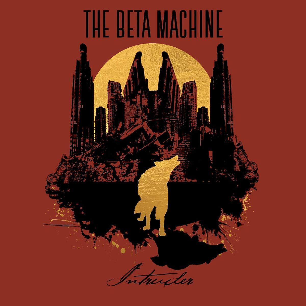 BETA MACHINE (THE) - INTRUDER (CD)