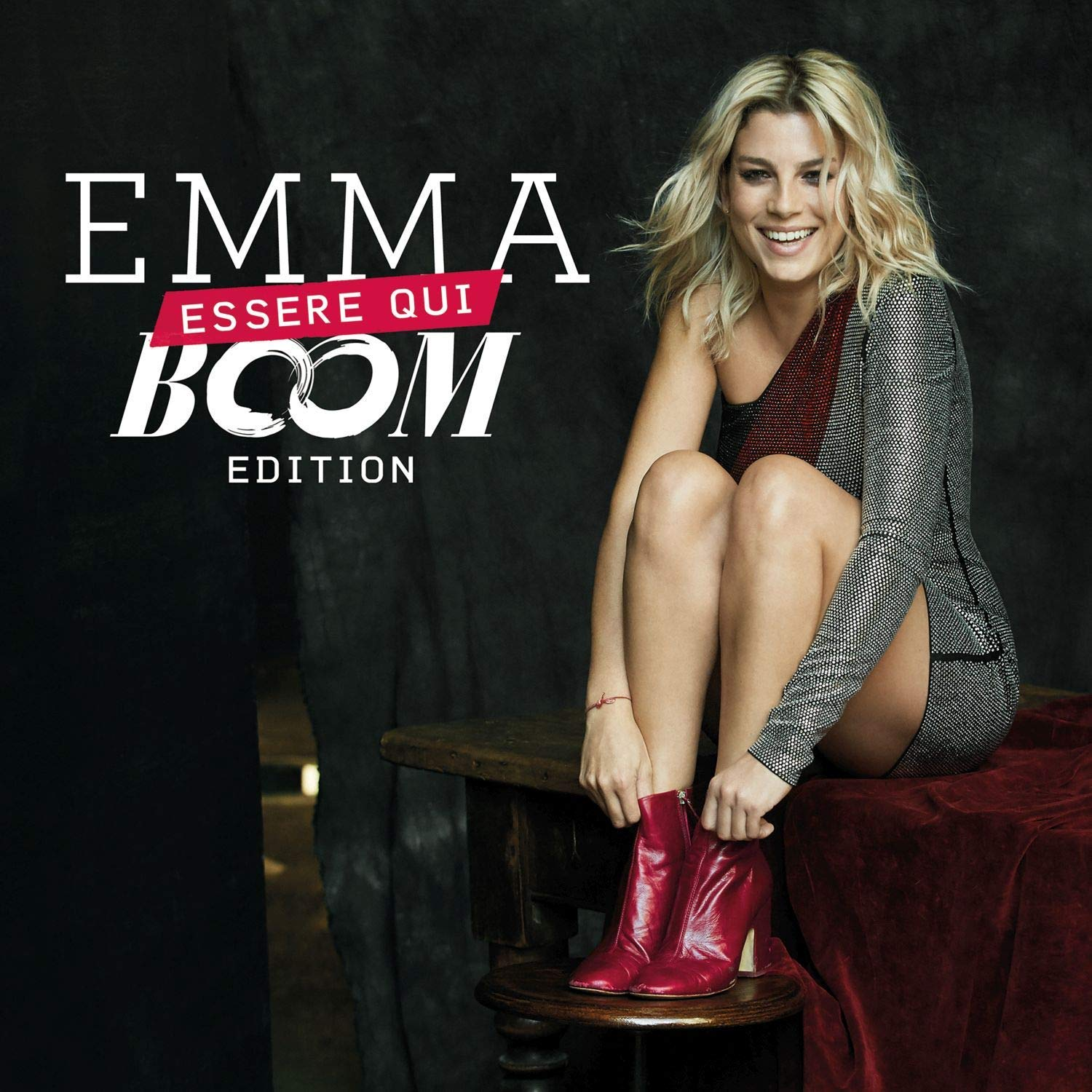 EMMA - ESSERE QUI BOOM EDITION (CD)