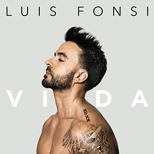 LUIS FONSI - VIDA (CD)