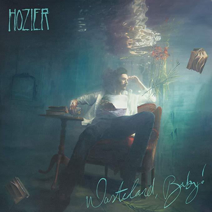 HOZIER - WASTELAND, BABY! (CD)