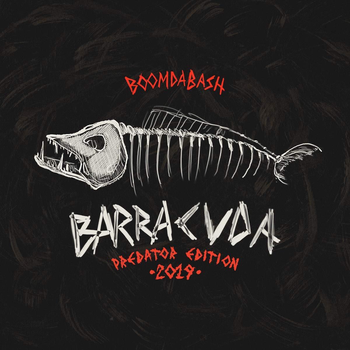 BOOMDABASH - BARRACUDA (SANREMO 2019) (CD)