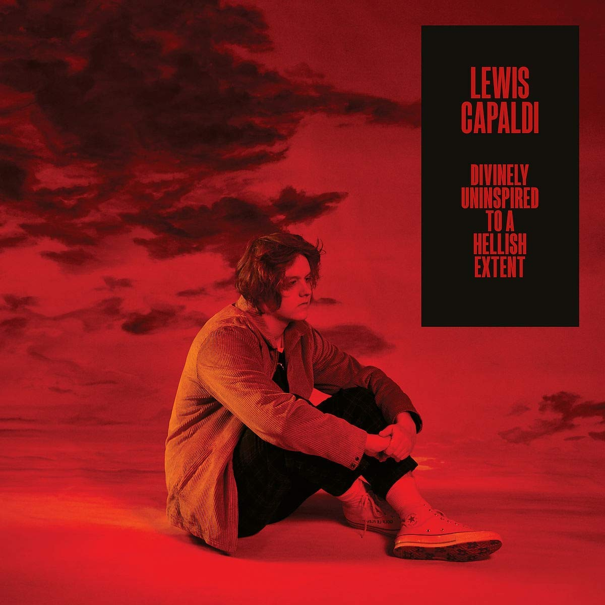 CAPALDI LEWIS - DIVINELY UNINSPIRED TO A HELLISH EXTENT (CD)