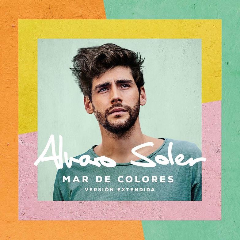 ALVARO SOLER - MAR DE COLORES (EXTENDED VERSION) (CD)