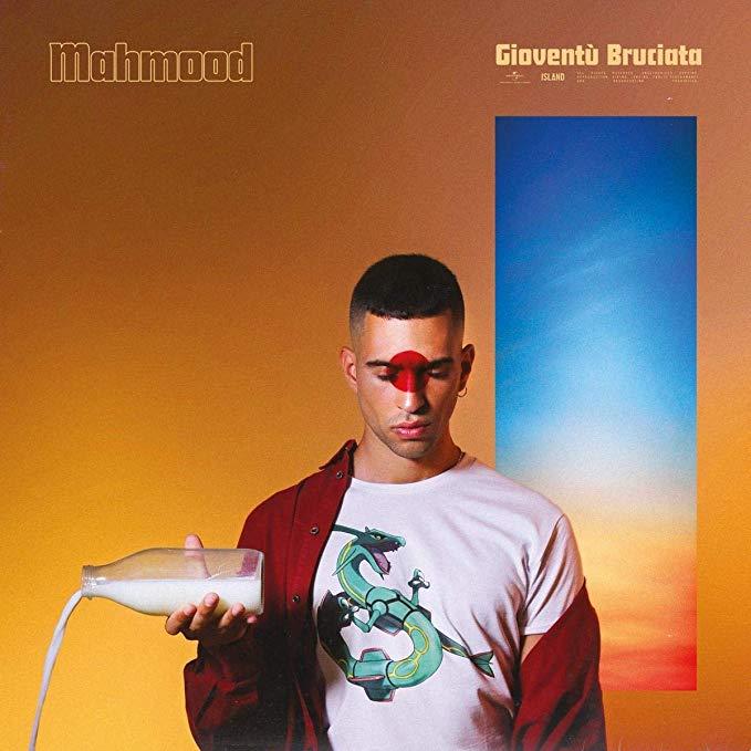 MAHMOOD - GIOVENTU' BRUCIATA (CD)