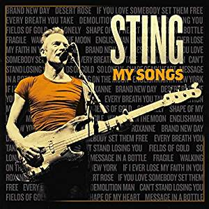STING - MY SONG (CD)