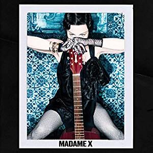 MADONNA - MADAME X (2 CD) (CD)
