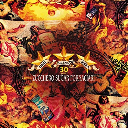 ZUCCHERO - ORO INCENSO & BIRRA (30TH ANNIVERSARY) (3 CD) (CD)