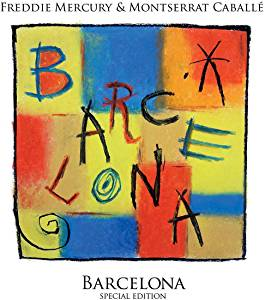 FREDDIE MERCURY & MONTSERRAT CABALLE' - BARCELONA (SPECIAL EDITI