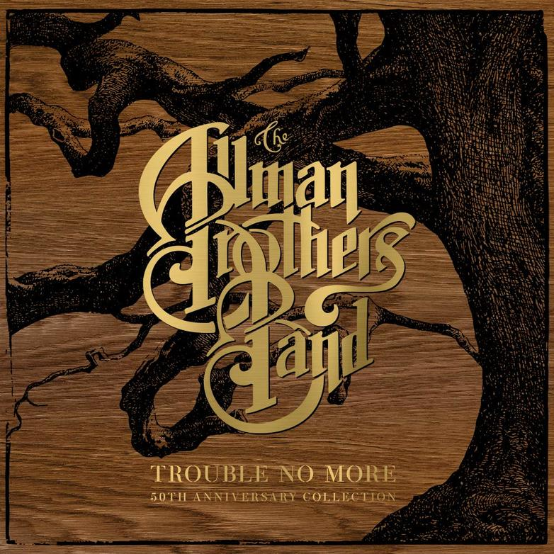 ALLMAN BROTHERS BAND - TROUBLE NO (CD)
