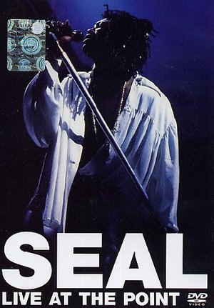 SEAL - LIVE AT THE POINT (DVD)