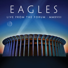 EAGLES - LIVE FROM THE FORUM MMXVIII (2 CD + BLU-RAY) (CD)