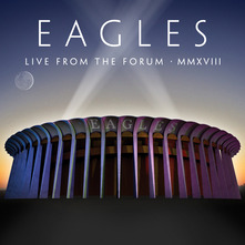 EAGLES - LIVE FROM THE FORUM MMXVIII 2CD (CD)