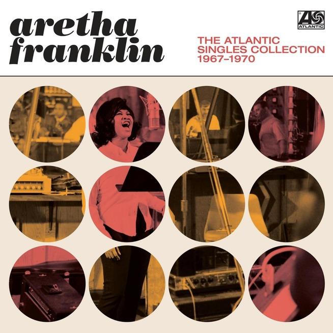 ARETHA FRANKLIN - THE ATLANTIC SINGLES COLLECTION 1968 (VINYL BO