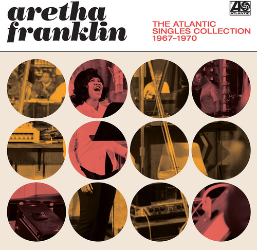 ARETHA FRANKLIN - THE ATLANTIC SINGLES COLLECTION (2 CD) (CD)