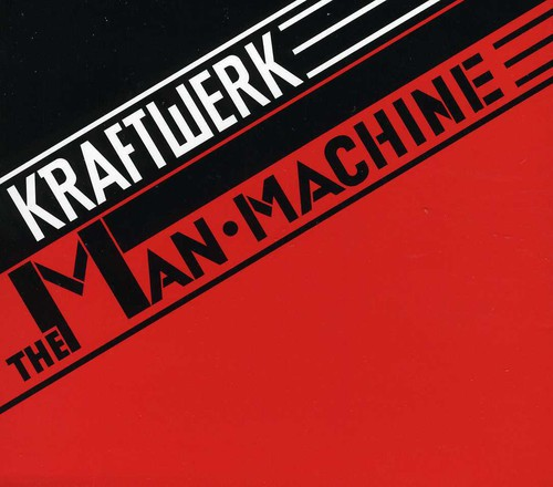 KRAFTWERK - MAN MACHINE (CD)