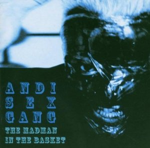 ANDI SEX GANG - THE MADMAN IN THE BASKET (CD)