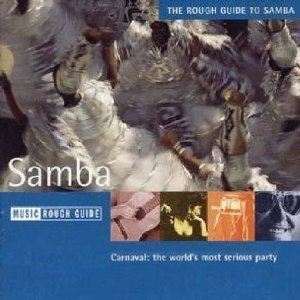THE ROUGH GUIDE TO SAMBA (CD)