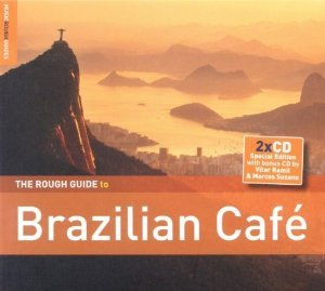 THE ROUGH GUIDE TO BRAZILIAN CAFE' -2CD (CD)