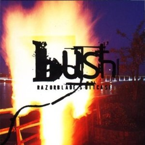 BUSH - RAZORBLADE SUITCASE (CD)