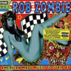 AMERICAN MADE MUSIC TO STRIP BY (CD)