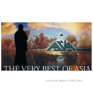 ASIA - THE VERY BEST OF ASIA HEAT OF THE MOMENT (CD)