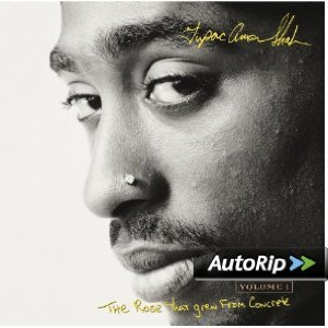 2PAC - THE ROSE THAT GREW FROM CONCRETE (CD)