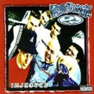 PHUNK JUNKEEZ - INJECTED (CD)