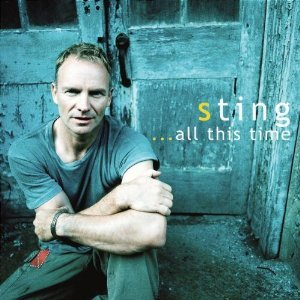 STING - ALL THIS TIME (CD)