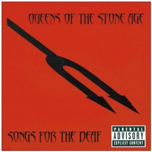 QUEENS OF THE STONE - SONGS FOR THE DEAF (CD)