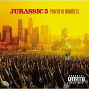 JURASSIC 5 - POWER IN NUMBERS (CD)