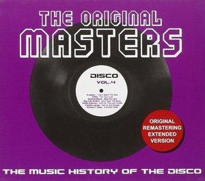 THE ORIGINAL MASTERS VOL.4 (CD)