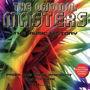 THE ORIGINAL MASTERS VOL.5 THE MUSIC STORY VOL.5 (CD)