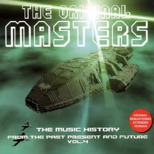 THE ORIGINAL MASTERS VOL.4 FROM THE PAST, PRESENT AND FUTURE VOL.4 (CD)
