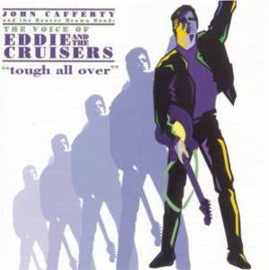 JOHN CAFFERTY - TOUGH ALL OVER (CD)