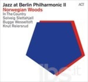 JAZZ AT BERLIN PHILHARMONIC II (CD)