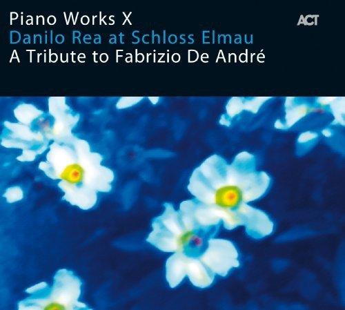 DANILO REA - A TRIBUTE TO FABRIZIO DE ANDRE' (CD)