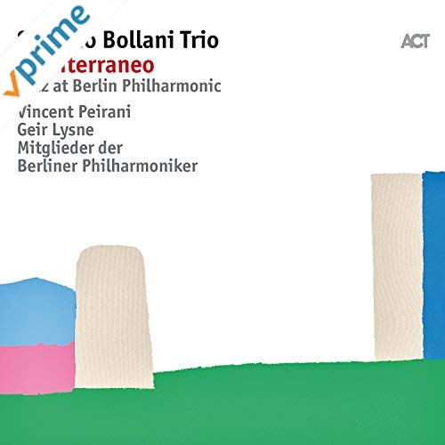 STEFANO BOLLANI - MEDITERRANEO (JAZZ AT BERLIN PHILHARMONIC VIII